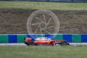 World © Octane Photographic Ltd. Scuderia Ferrari SF16-H – Sebastian Vettel. Friday 22nd July 2016, F1 Hungarian GP Practice 2, Hungaroring, Hungary. Digital Ref : 1641LB1D1981