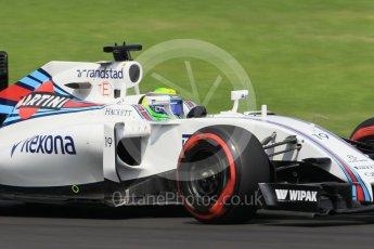 World © Octane Photographic Ltd. Williams Martini Racing, Williams Mercedes FW38 – Felipe Massa. Saturday 23rd July 2016, F1 Hungarian GP Practice 3, Hungaroring, Hungary. Digital Ref :1647CB1D7888