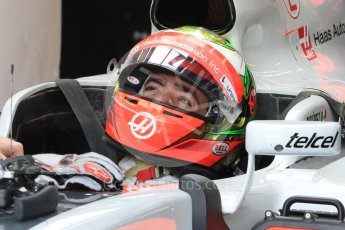World © Octane Photographic Ltd. Haas F1 Team VF-16 - Esteban Gutierrez. Saturday 23rd July 2016, F1 Hungarian GP Practice 3, Hungaroring, Hungary. Digital Ref : 1647LB1D2946