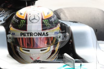 World © Octane Photographic Ltd. Mercedes AMG Petronas W07 Hybrid – Lewis Hamilton. Saturday 23rd July 2016, F1 Hungarian GP Practice 3, Hungaroring, Hungary. Digital Ref : 1647LB1D3111