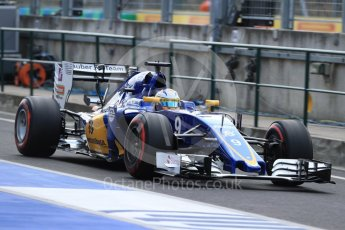 World © Octane Photographic Ltd. Sauber F1 Team C35 – Marcus Ericsson. Saturday 23rd July 2016, F1 Hungarian GP Practice 3, Hungaroring, Hungary. Digital Ref : 1647LB1D3565