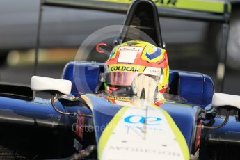 World © Octane Photographic Ltd. Campos Racing - GP3/16 – Alex Palou. Friday 22nd July 2016, GP3 Practice, Hungaroring, Hungary. Digital Ref :