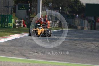 World © Octane Photographic Ltd. Renault Sport F1 Team RS16 – Jolyon Palmer. Friday 2nd September 2016, F1 Italian GP Practice 1, Monza, Italy. Digital Ref :1697LB1D5188