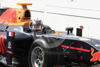 World © Octane Photographic Ltd. Prema Racing - GP2/11 – Pierre Gasly. Friday 2nd September 2016, GP2 Practice, Monza, Italy. Digital Ref : 1698LB1D6007