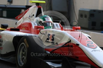 World © Octane Photographic Ltd. ART Grand Prix – GP3/16 – Nirei Fukuzumi. Friday 2nd September 2016, GP3 Practice, Spa-Francorchamps, Belgium. Digital Ref : 1702LB1D6873