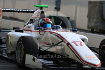 World © Octane Photographic Ltd. Koiranen GP - GP3/16 – Ralph Boschung. Friday 2nd September 2016, GP3 Practice, Spa-Francorchamps, Belgium. Digital Ref : 1702LB1D6890