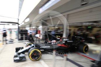World © Octane Photographic Ltd. McLaren Honda MP4-31 – Jenson Button. Saturday 8th October 2016, F1 Japanese GP - Practice 3, Suzuka Circuit, Suzuka, Japan. Digital Ref : 1732LB1D6436