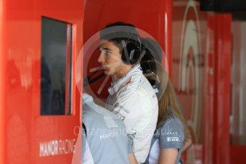 World © Octane Photographic Ltd. Manor Racing MRT05 – Esteban Ocon. Saturday 8th October 2016, F1 Japanese GP - Practice 3, Suzuka Circuit, Suzuka, Japan. Digital Ref : 1732LB2D3130