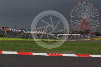 World © Octane Photographic Ltd. Saturday 8th October 2016, F1 Japanese GP - Qualifying, Suzuka Circuit, Suzuka, Japan. Digital Ref : 1733LB2D3788