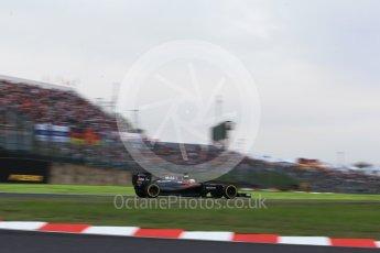 World © Octane Photographic Ltd. McLaren Honda MP4-31 – Fernando Alonso. Saturday 8th October 2016, F1 Japanese GP - Qualifying, Suzuka Circuit, Suzuka, Japan. Digital Ref : 1733LB2D3977