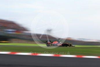 World © Octane Photographic Ltd. Scuderia Toro Rosso STR11 – Carlos Sainz. Saturday 8th October 2016, F1 Japanese GP - Qualifying, Suzuka Circuit, Suzuka, Japan. Digital Ref : 1733LB2D4112