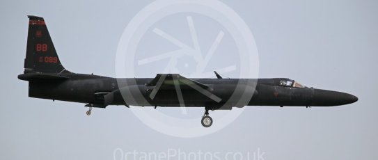 "World © Octane Photographic Ltd. 7th June 2016. RAF Fairford. Lockheed U-2S ""Dragon Lady"" BB 80-1089 (reconfigured from U-2R in 1995) United States Air Force (USAF) 9th Reconnaissance Wing (9 RW). Digital Ref :1579CB1D2870"