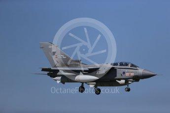 World © Octane Photographic Ltd. May 9th 2016 RAF Coningsby. Panavia Tornado GR.4, EB-X, ZA607. Digital Ref :