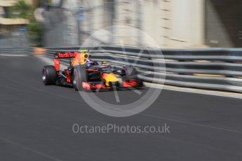 World © Octane Photographic Ltd. Red Bull Racing RB12 – Max Verstappen. Saturday 28th May 2016, F1 Monaco GP Practice 3, Monaco, Monte Carlo. Digital Ref : 1568CB1D8168