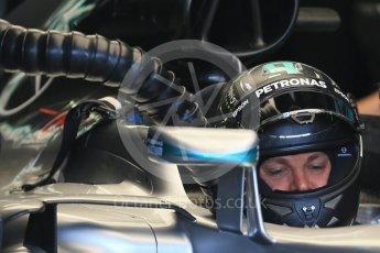 World © Octane Photographic Ltd. Mercedes AMG Petronas W07 Hybrid – Nico Rosberg. Saturday 28th May 2016, F1 Monaco GP Practice 3, Monaco, Monte Carlo. Digital Ref : 1568LB1D9322