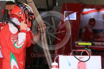 World © Octane Photographic Ltd. Scuderia Ferrari SF16-H – Kimi Raikkonen. Saturday 28th May 2016, F1 Monaco GP Practice 3, Monaco, Monte Carlo. Digital Ref : 1568LB1D9340