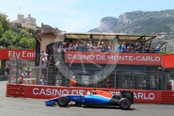 World © Octane Photographic Ltd. Manor Racing MRT05 – Rio Haryanto. Saturday 28th May 2016, F1 Monaco GP Qualifying, Monaco, Monte Carlo. Digital Ref : 1569CB7D2279