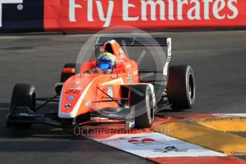 World © Octane Photographic Ltd. Friday 27th May 2015. Formula Renault 2.0 Practice, AVF by Adrian Valles – Harrison Scott– Monaco, Monte-Carlo. Digital Ref :1565CB1D7638