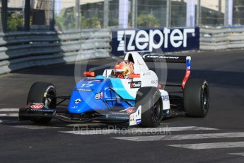 World © Octane Photographic Ltd. Friday 27th May 2015. Formula Renault 2.0 Practice, JD Motorsport - Aleksey Korneev – Monaco, Monte-Carlo. Digital Ref :1565CB7D1106