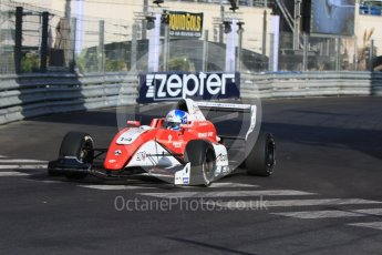 World © Octane Photographic Ltd. Friday 27th May 2015. Formula Renault 2.0 Practice, R-ace GP – Will Palmer – Monaco, Monte-Carlo. Digital Ref :1565CB7D1141