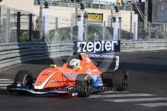 World © Octane Photographic Ltd. Friday 27th May 2015. Formula Renault 2.0 Practice, AVF by Adrian Valles – Henrique Chaves – Monaco, Monte-Carlo. Digital Ref :1565CB7D1144