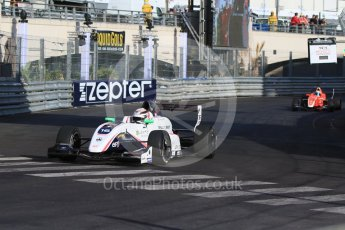 World © Octane Photographic Ltd. Friday 27th May 2015. Formula Renault 2.0 Practice, R-ace GP – Julien Falchero – Monaco, Monte-Carlo. Digital Ref :1565CB7D1147