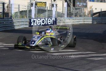 World © Octane Photographic Ltd. Friday 27th May 2015. Formula Renault 2.0 Practice, Fortec Motorsports – Ferdinand Zvonimir von Habsburg – Monaco, Monte-Carlo. Digital Ref :1565CB7D1166