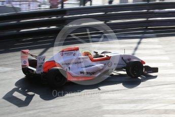 World © Octane Photographic Ltd. Friday 27th May 2015. Formula Renault 2.0 Practice, Josef Kaufmann Racing – Lando Norris – Monaco, Monte-Carlo. Digital Ref :1565CB7D1176