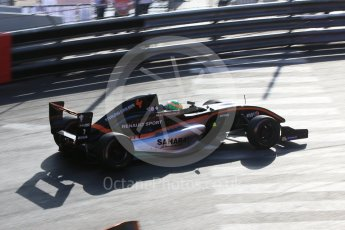 World © Octane Photographic Ltd. Friday 27th May 2015. Formula Renault 2.0 Practice, Josef Kaufmann Racing – Jehan Daruvala – Monaco, Monte-Carlo. Digital Ref :1565CB7D1185