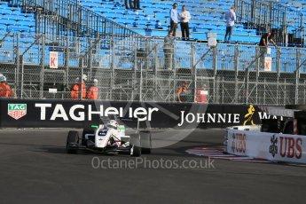 World © Octane Photographic Ltd. Friday 27th May 2015. Formula Renault 2.0 Practice, R-ace GP – Julien Falchero – Monaco, Monte-Carlo. Digital Ref :1565LB1D8136