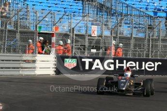 World © Octane Photographic Ltd. Friday 27th May 2015. Formula Renault 2.0 Practice, Tachnorace – Alex Perullo – Monaco, Monte-Carlo. Digital Ref :1565LB1D8171
