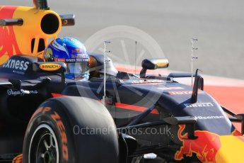 World © Octane Photographic Ltd. Red Bull Racing RB12 – Max Verstappen. Friday 13th May 2016, F1 Spanish GP - Practice 1, Circuit de Barcelona Catalunya, Spain. Digital Ref : 1536CB1D6967