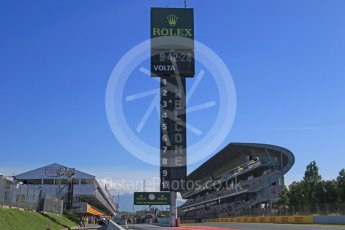 World © Octane Photographic Ltd. Friday 13th May 2016, F1 Spanish GP - Practice 1, Circuit de Barcelona Catalunya, Spain. Digital Ref : 1536CB7D6589