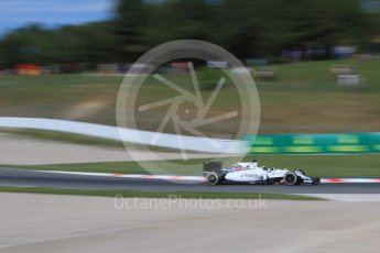 World © Octane Photographic Ltd. Williams Martini Racing, Williams Mercedes FW38 – Felipe Massa. Friday 13th May 2016, F1 Spanish GP - Practice 1, Circuit de Barcelona Catalunya, Spain. Digital Ref : 1536CB7D6633
