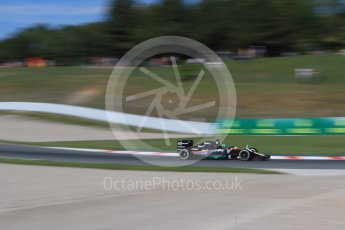 World © Octane Photographic Ltd. Sahara Force India VJM09 - Nico Hulkenberg. Friday 13th May 2016, F1 Spanish GP - Practice 1, Circuit de Barcelona Catalunya, Spain. Digital Ref : 1536CB7D6645