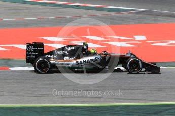 World © Octane Photographic Ltd. Scuderia Toro Rosso STR11 – Carlos Sainz. Friday 13th May 2016, F1 Spanish GP - Practice 2, Circuit de Barcelona Catalunya, Spain. Digital Ref : 1539CB1D8152
