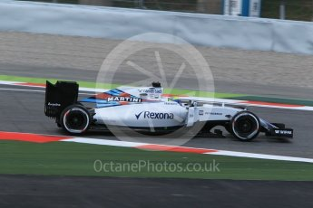 World © Octane Photographic Ltd. Williams Martini Racing, Williams Mercedes FW38 – Felipe Massa. Friday 13th May 2016, F1 Spanish GP - Practice 2, Circuit de Barcelona Catalunya, Spain. Digital Ref : 1539CB1D8386