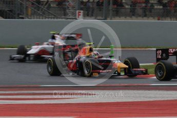 World © Octane Photographic Ltd. Prema Racing - GP2/11 – Pierre Gasly Friday 13th May 2016, GP2 Qualifying, Circuit de Barcelona Catalunya, Spain. Digital Ref :1541CB7D6890