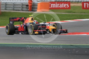 World © Octane Photographic Ltd. Prema Racing - GP2/11 – Pierre Gasly Friday 13th May 2016, GP2 Qualifying, Circuit de Barcelona Catalunya, Spain. Digital Ref :1541CB7D6953