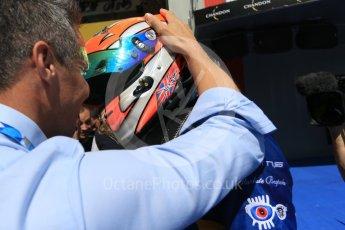 World © Octane Photographic Ltd. DAMS - GP2/11 – Alex Lynn (1st). Sunday 15th May 2016, GP2 Race 2, Circuit de Barcelona Catalunya, Spain. Digital Ref :1551CB7D8209