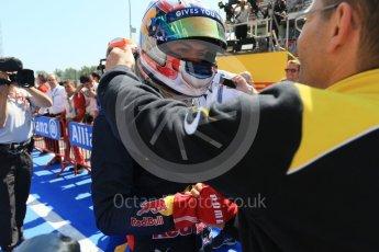 World © Octane Photographic Ltd. Prema Racing - GP2/11 – Pierre Gasly (2nd). Sunday 15th May 2016, GP2 Race 2, Circuit de Barcelona Catalunya, Spain. Digital Ref :1551CB7D8251