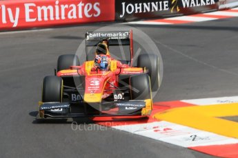 World © Octane Photographic Ltd. Racing Engineering - GP2/11 – Norman Nato. Thursday 26th May 2016, GP2 Practice, Monaco, Monte Carlo. Digital Ref : 1558CB7D0980