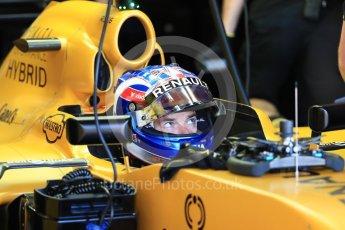 World © Octane Photographic Ltd. Renault Sport F1 Team RS16 – Jolyon Palmer. Saturday 22nd October 2016, F1 USA Grand Prix Practice 3, Austin, Texas – Circuit of the Americas (COTA). Digital Ref :1745LB1D1841