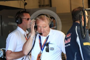 World © Octane Photographic Ltd. Scuderia Toro Rosso and FIA steward. Saturday 22nd October 2016, F1 USA Grand Prix Practice 3, Austin, Texas – Circuit of the Americas (COTA). Digital Ref :1745LB1D2628