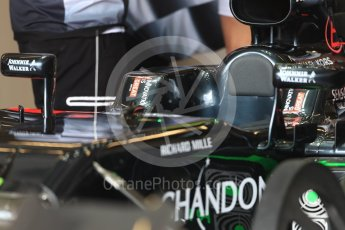 "World © Octane Photographic Ltd. McLaren Honda MP4-31 ""Innovation is great"". Thursday 20th October 2016, F1 USA Grand Prix, Austin, Texas – Circuit of the Americas (COTA). Digital Ref :"