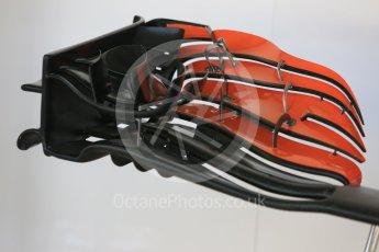 World © Octane Photographic Ltd. Formula 1 - Abu Dhabi Grand Prix - Friday Practice 1. McLaren Honda MCL32. Yas Marina Circuit, Abu Dhabi. Friday 24th November 2017. Digital Ref: