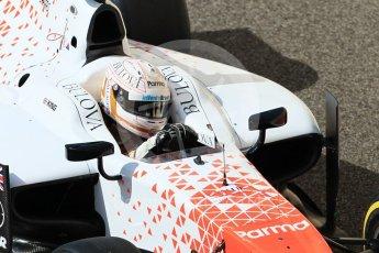 World © Octane Photographic Ltd. FIA Formula 2 (F2) - Practice. Jordan King – MP Motorsport. Abu Dhabi Grand Prix, Yas Marina Circuit. 24th November 2017. Digital Ref:2000CB1L5580