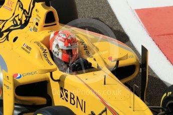World © Octane Photographic Ltd. FIA Formula 2 (F2) - Practice. Norman Nato – Pertamina Arden. Abu Dhabi Grand Prix, Yas Marina Circuit. 24th November 2017. Digital Ref:2000CB1L5664