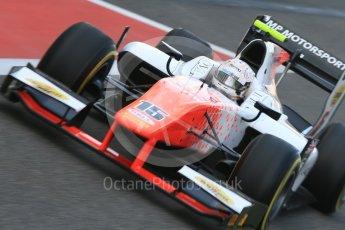World © Octane Photographic Ltd. FIA Formula 2 (F2) - Practice. Jordan King – MP Motorsport. Abu Dhabi Grand Prix, Yas Marina Circuit. 24th November 2017. Digital Ref:2000CB5D9670