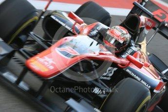 World © Octane Photographic Ltd. FIA Formula 2 (F2) - Practice. Nobuharu Matsushita – ART Grand Prix. Abu Dhabi Grand Prix, Yas Marina Circuit. 24th November 2017. Digital Ref:2000CB5D9692